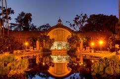 Balboa-Park-botanischer Garten stockfotos