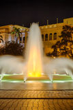 Balboa Park Fountain Royalty Free Stock Photos