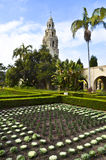 Balboa Park Gardens Stock Photos