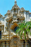 Balboa Park. Historic Building in Balboa Park, San Diego Royalty Free Stock Photography