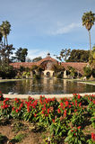 Balboa Park Lily Pond Stock Photo