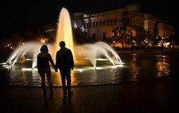 Balboa Park - Pary Fontanna Obrazy Stock