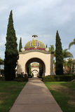Balboa Park, San Diego. Balboa Park in San Diego, California, USA is the nation's largest urban cultural park. Home to 15 major museums, renowned performing arts Royalty Free Stock Images