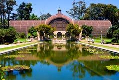 Balboa Park in San Diego royalty free stock photos