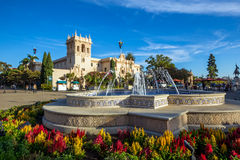 Balboa Park. In San Diego CA stock image