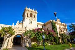 Balboa Park. In San Diego CA Royalty Free Stock Photos