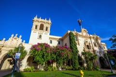 Balboa Park. In San Diego CA Stock Image