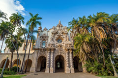 Balboa Park. In San Diego CA royalty free stock image
