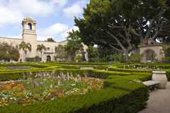 Balboa Park in San Diego California. Stock Photography