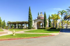 Balboa Park, San Diego, California Stock Images