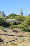 Balboa Park, San Diego, California Royalty Free Stock Images