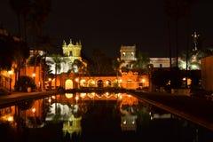 Balboa Park - Staw Zdjęcie Royalty Free