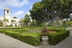 Balboa park w San Diego Kalifornia. zdjęcia royalty free