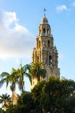Balboa parka wierza Zdjęcie Royalty Free