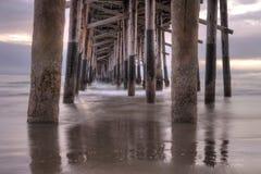 Balboa Pier Newport Beach Royalty Free Stock Photography