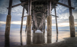 Balboa Pier Newport Beach Stock Images