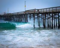 Balboa Pier Stock Image