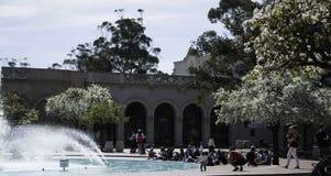 Balboapark Royalty-vrije Stock Foto