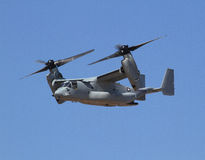 Balbuzard de Bell Boeing MV-22 Photos stock