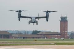 Balbuzard de Boeing Bell V-22 images libres de droits