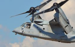 Balbuzard MV-22 images libres de droits