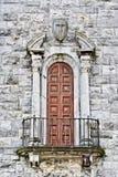 Balcão da igreja Fotos de Stock