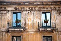 Balcão italiano imagem de stock royalty free