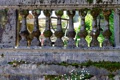 Balcão romano romântico Fotografia de Stock Royalty Free
