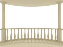 Balcón Imagenes de archivo
