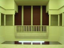 Balcón fotos de archivo libres de regalías