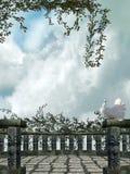 Balcón imágenes de archivo libres de regalías