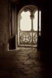 Balcón al mundo imagenes de archivo