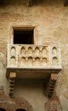 Balcón de Juliet Fotos de archivo libres de regalías