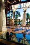 Balcón de la reflexión de Amarina Imagenes de archivo