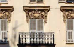 Balcón - Niza Fotografía de archivo
