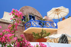 Balcón para el resto Imagen de archivo libre de regalías