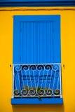 Balcón portugués tradicional imágenes de archivo libres de regalías
