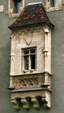 Balcón viejo Imagen de archivo