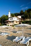 balchik保加利亚 库存图片