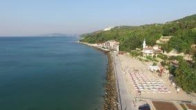 balchik Βουλγαρία απόθεμα βίντεο