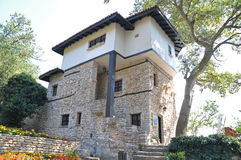 дворец ботанического сада balchik Стоковые Фото