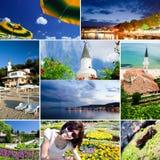 balchik bulgaria Royaltyfria Bilder