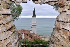 balchik Bulgaria Obrazy Royalty Free