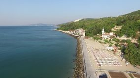 Balchik, Bulgaria video d archivio