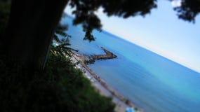 Balchik-Bulgary zdjęcie stock