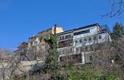 Balchik hill Stock Photos