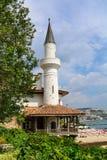 The Balchik Palace, Bulgaria Royalty Free Stock Image