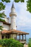 The Balchik Palace, Bulgaria Stock Images