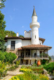 The Balchik Palace, Bulgaria Royalty Free Stock Images