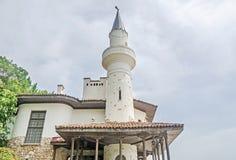The Balchik Palace (Castle) of romanian queen Marie Stock Photos